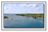 Yet Another Beautiful View Of The St. Lawrence River From The International Bridge