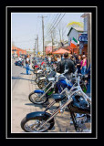 Members Of Central New York State's ABATE Motorcycle Chapter Gather