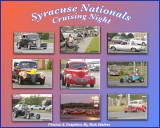 Syracuse Nationals Crusing Night