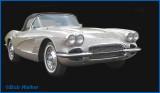 1961 Classic Corvette