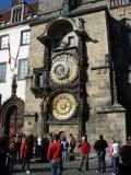 Astronomical Clock ..