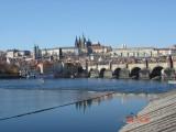 Prague Castle and Charles Bridge ...