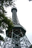 Lookout Tower on Petrin ..