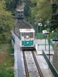 Funicular on Petrin ...