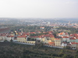 View of Lookout Tower on Petrin ..