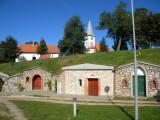 Vrbice...Wine Cellars in Moravia