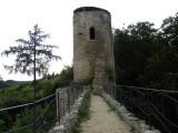 Ruins Cimburk ..