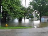 Fire Hydrant Underwater
