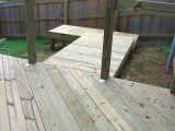 Walkway Off Deck