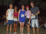 Scottsdale Night Run 8K for the Arts  May 2006
