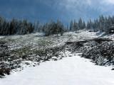 Hiking Up Ridge