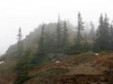 Middle Summit East Ridge