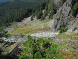 Descending Lower Route