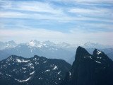 Alpine Lakes Wilderness and Baring
