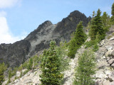West Craggy False Summit