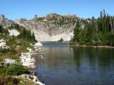 Henry Jackson Wilderness - Labyrinth Mountain