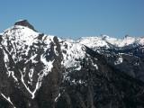 Skagit Peak to Three Fools