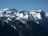 Peaks Around Silver Lake
