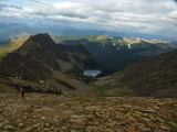 Snowshoe Lake Basin