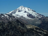 Glacier Peak and Mount Saul