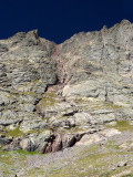Red Gully From Base