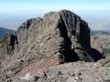 Crestone Peak from East Crestone