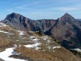 American Border Peak to Larrabee