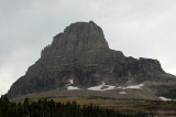 Peak from Logan Pass