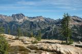 Washington Pass Area Peaks