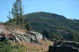 Towards Goat Peak