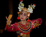 Legong Dance at the Oberoi, Bali,  plus a video explanation of Balinese Dance.
