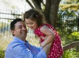 Kayla with Dad