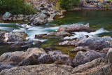 Rocks & the river