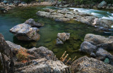 River with rocks