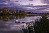 Dusk, Lake Wingra
