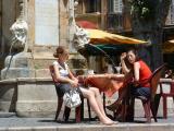 Cafe in Aix en Provence
