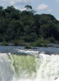Full size crop from Iguazu Falls Panoram