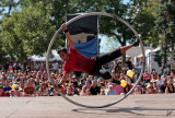 IMG_7690 Hooper at 2011 Edmonton Fringe, Aug 20