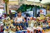 Girl and the Gift stall