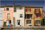 Houses at Port Grimaud