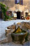 Art Gallery & Fountain