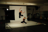The Making of Dancer Magazine Cover Story Shoot