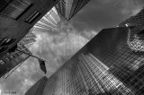 Chrysler Building and It's Reflection 2