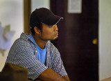 Fredson Arvis, research assistant at the College of FSM. L1005883.jpg
