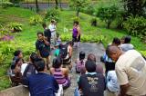 Ethnobotany class, Kolonia campus, College of Micronesia.  08/31/2010  L1005770.jpg