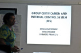 The ramification of group certification for organic farming. IMG_5455.jpg