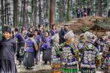Hmong New Year celebration, Guizhou Province, China 2005-2006