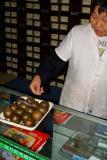 Local pharmacy gall for medicinal use.  Jishou City, Hunan Province, China
