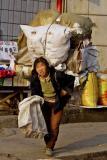 Heavy load. Jishou City, China.