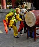 Hmong Monkey King, Dehang Village, China.